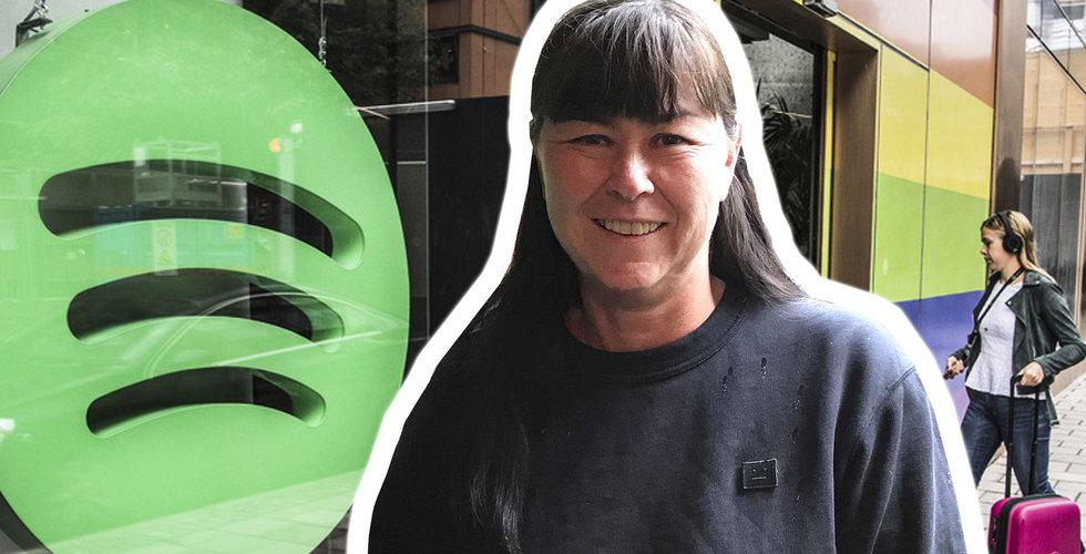 """Spotify får 37.600 jobbansökningar – varje månad: """"Just nu är det jättesexigt att jobba här"""""""