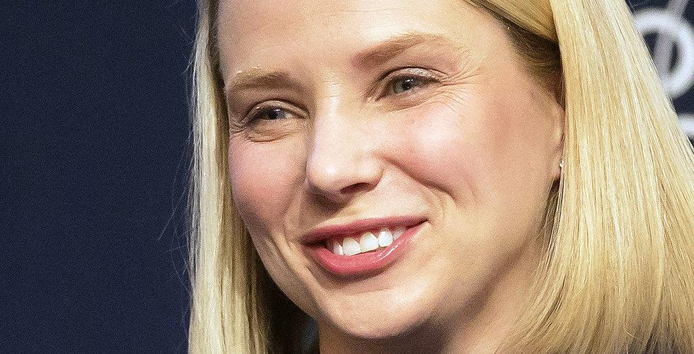 """Klart: Marissa Mayer lämnar Yahoo – med """"gyllene fallskärm"""""""