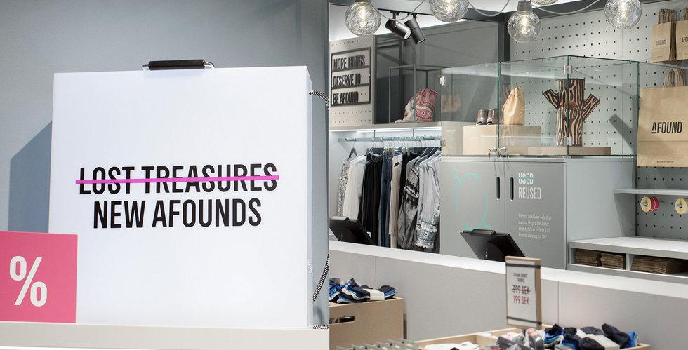 H&M lanserar ny Afound-butik – största satsningen hittills