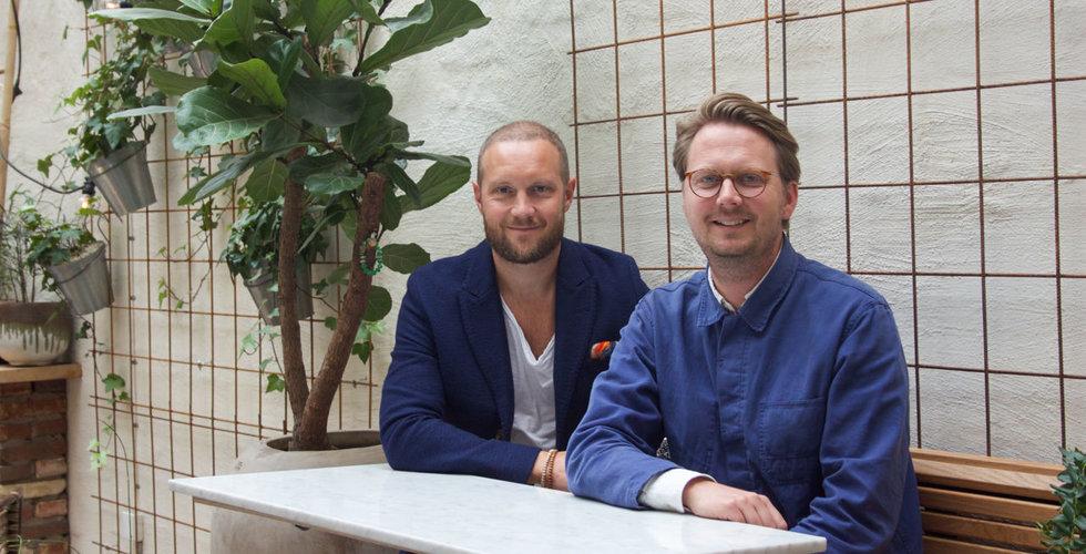 Här är duon som ska bygga Göteborgs nästa startupfabrik