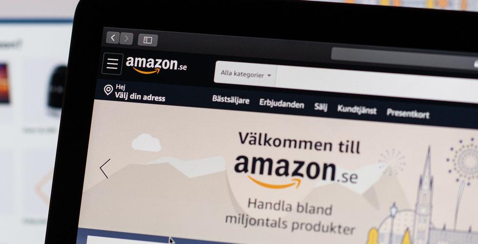 Summering: Amazon till Sverige – detta har hänt