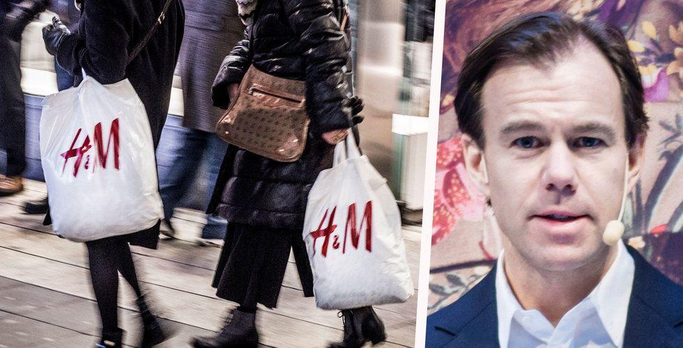 Så går H&M:s e-handel – ledningen avslöjar nya siffror