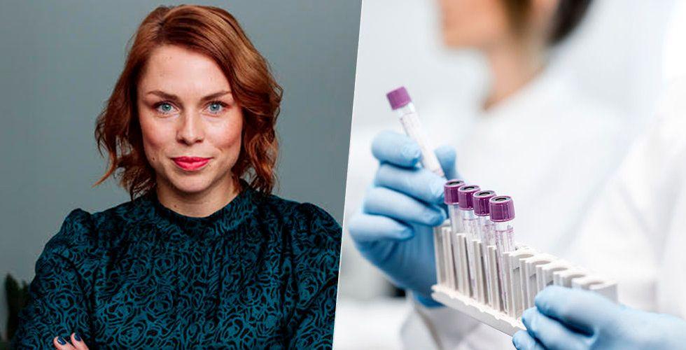 """Josefin Landgård satsar på Scientificmed – """"Kan förlänga livet för cancerpatienter"""""""
