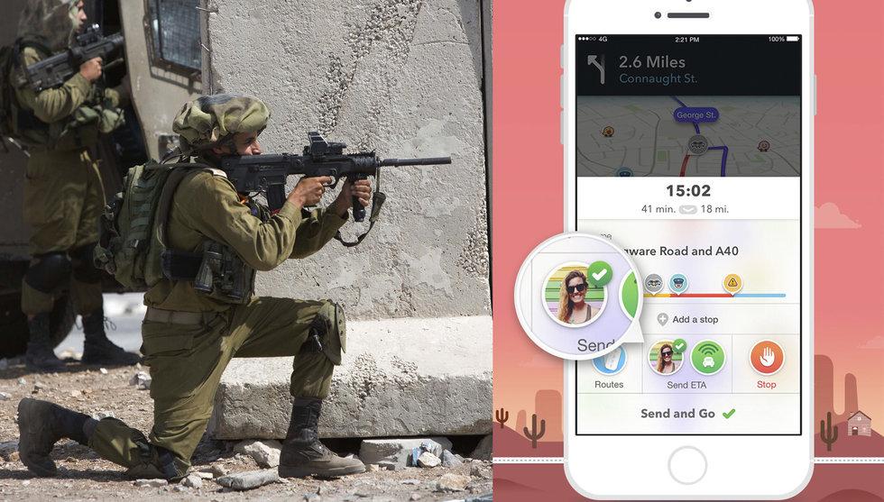Israeliska soldater använde sig av Googles app – ledde till dödsfall