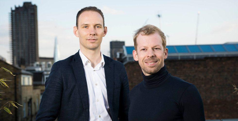 EQT investerar i brittiska AI-startupen Cytora