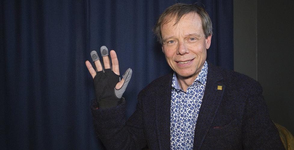 Breakit - Christer Fuglesang investerar i Bioservos robothandske inför notering