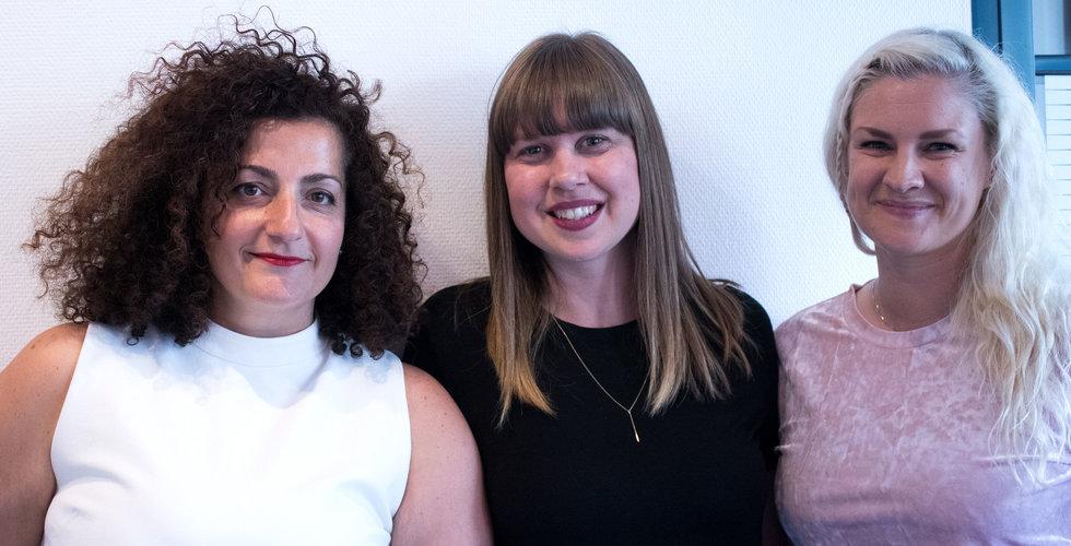 De startade Femtech för att stärka kvinnor – lämnar över stafettpinnen