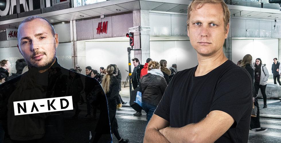 Jarno Vanhatapio är den stora vinnaren på de gamla klädjättarnas digitala kris