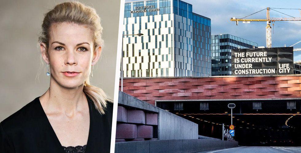 """Ny satsning ska locka techtalanger till Stockholm: """"Behöver höja ambitionerna"""""""