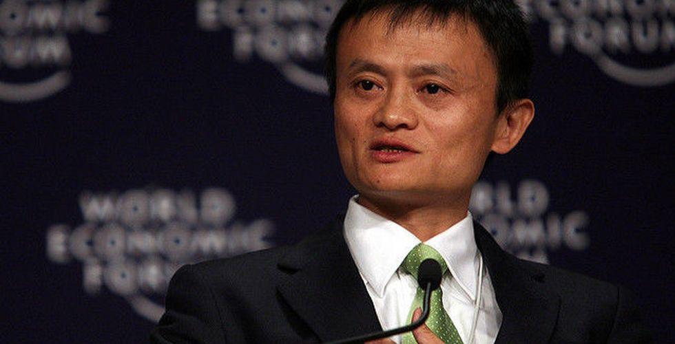 Ras för Alibaba efter fejkad försäljning