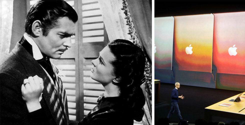 Breakit - Apple sugna på klassiska filmstudion The Culver Studios