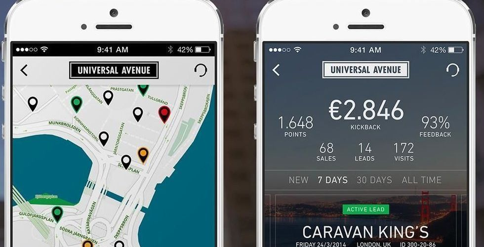 Breakit - Ny app gör alla till säljare – backas av Angry birds-grundare