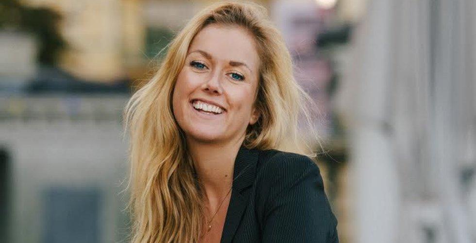 Hon chefar på Löwengrips startupfabrik: Här är frågan företagen glömmer