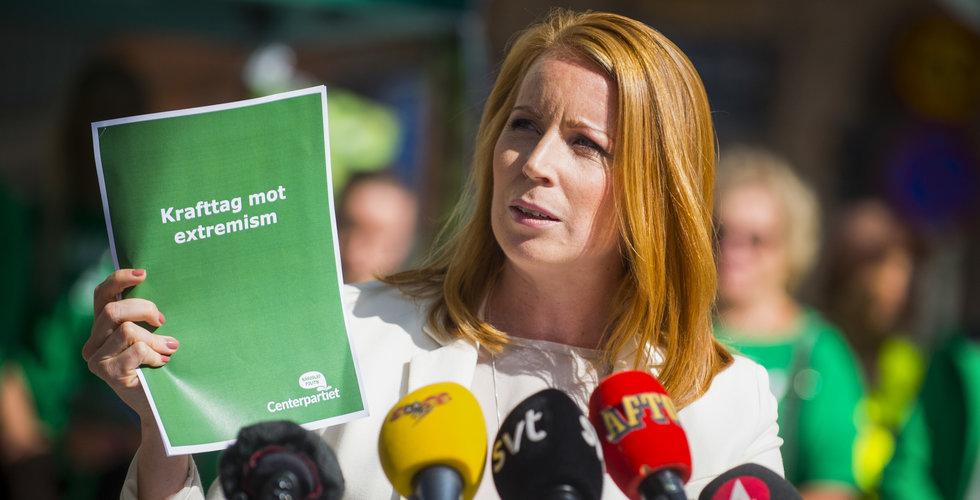 Annie Lööf får sonderingsuppdraget