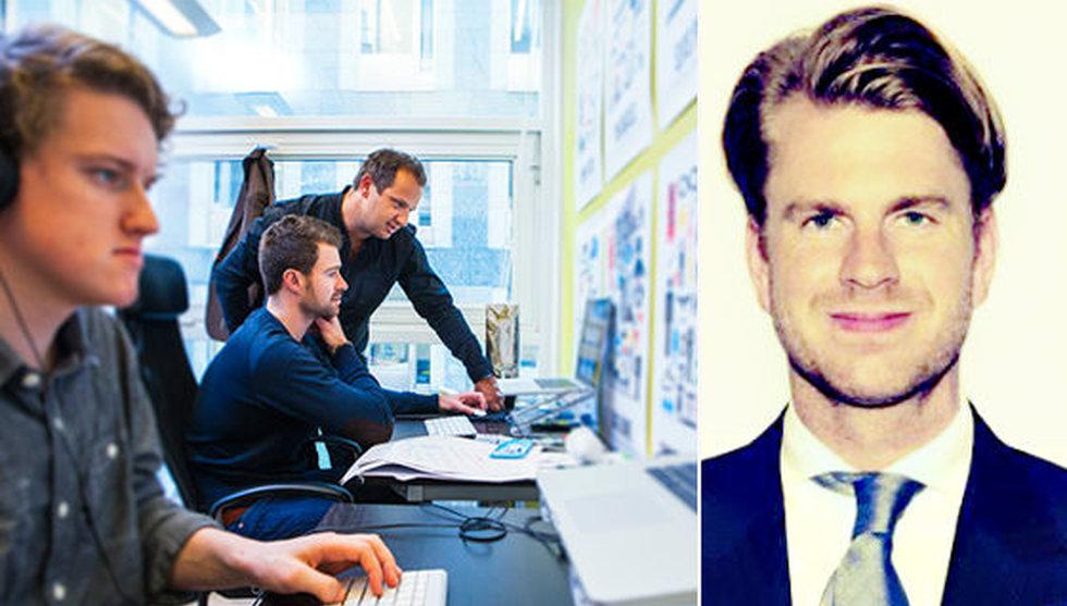 """Breakit - Tar över Fundedbyme i Finland - """"Jag är väldigt exhalterad"""""""