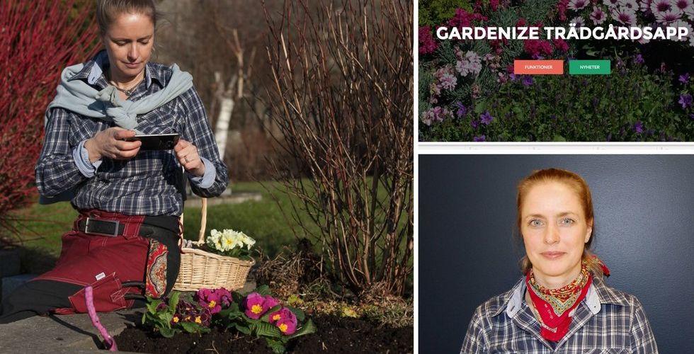 Appen Gardenize ska hjälpa dig att minnas vilka potatisar du satt