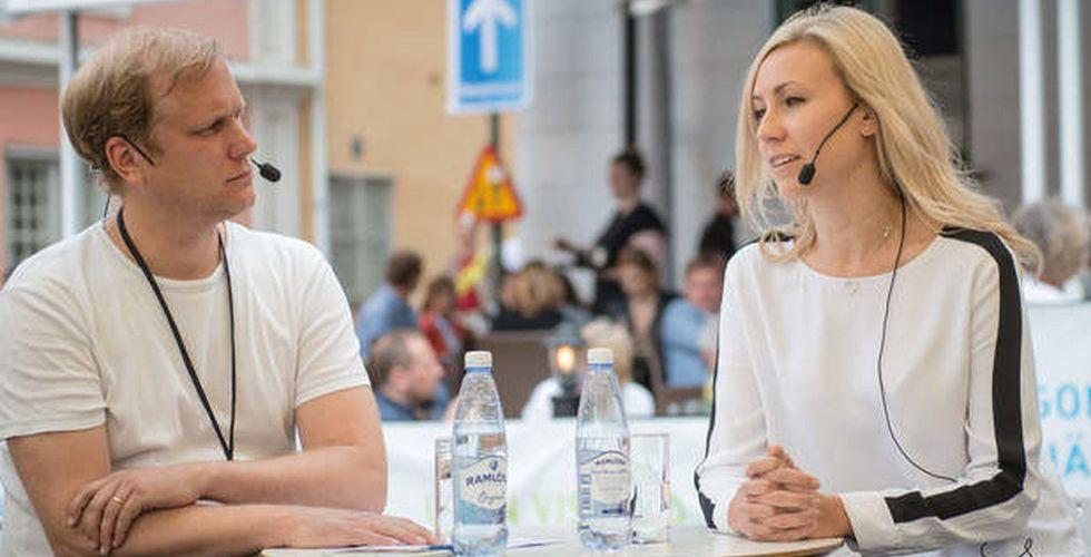 Matkassejätten Hellofresh stärker kassan med 700 miljoner kronor
