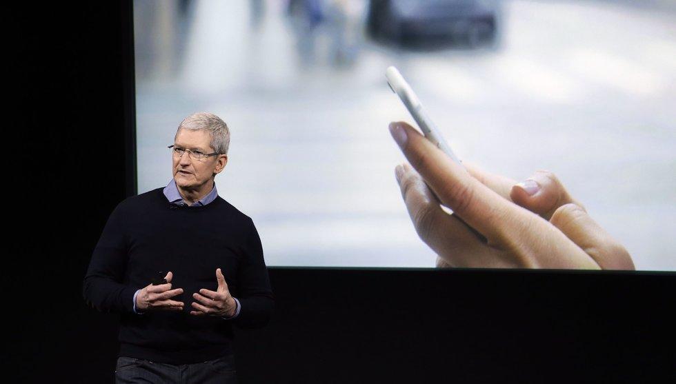 Breakit - Historisk besvikelse från Apple - nu faller försäljningen