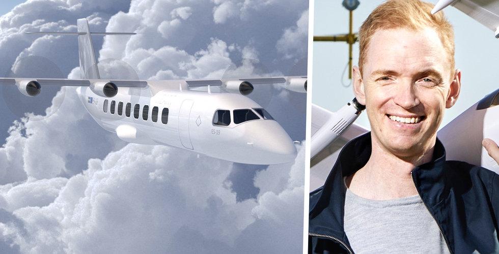 Heart Aerospace ska få elflyget att lyfta – backas av EQT och Norrsken