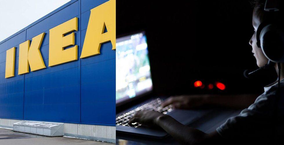 Ikea satsar på e-sport – tar hjälp av Counter strike-legendar