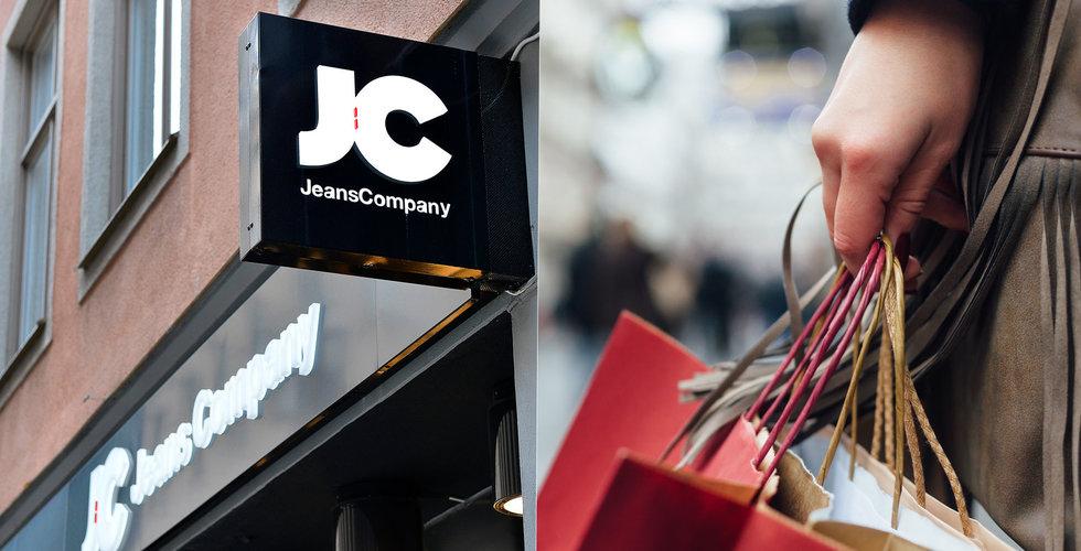 JC stänger sex butiker i Sverige
