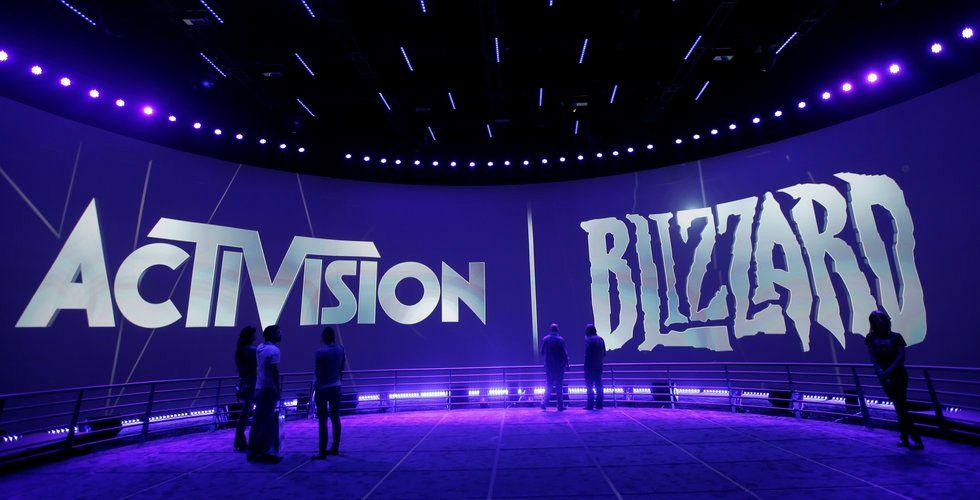 Activision Blizzard sjönk i efterhandeln efter svag prognos