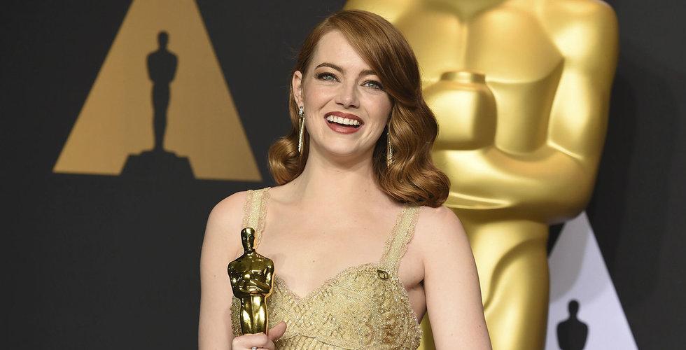 Breakit - Streamingjättar tog hem fyra Oscars
