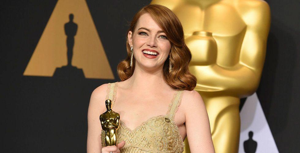 Streamingjättar tog hem fyra Oscars