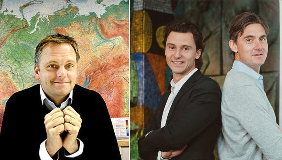 Svenska techstjärnor vinnare när sanktionerna mot Iran upphör
