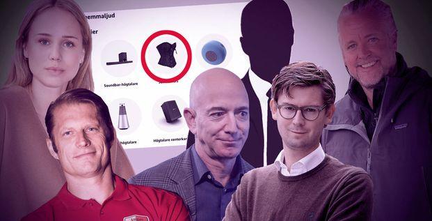 Prisrusning i modebolaget, pinsamma aktiekrängare – och när ska Amazon få ordning på sin Sverige-satsning?