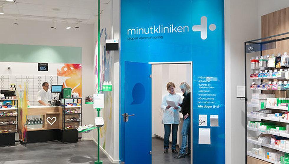 Ica teamar upp med Minutkliniken - lanserar videovård i butik