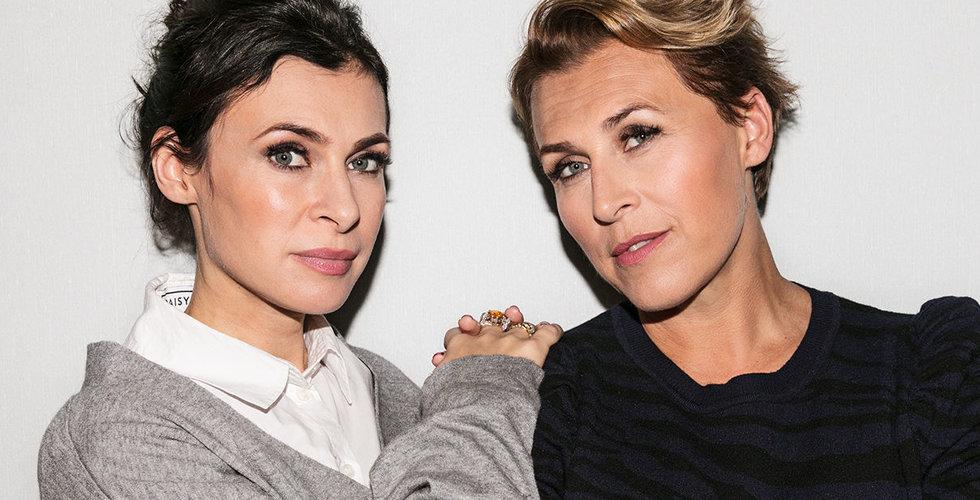 Hannah Widell och Amanda Schulmans företag i konkurs