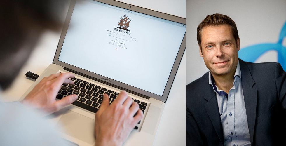 """Skarp kritik mot nya piratdomen: """"En skam för Sverige"""""""