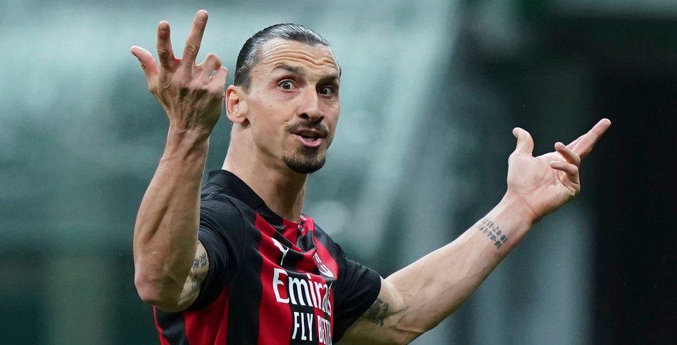 Zlatan Ibrahimovic kammar hem miljoner – så går det för Unknown