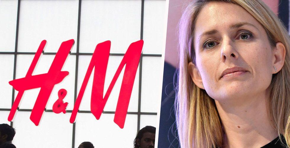 H&M hårdsatsar digitalt – över 1.000 tvingas lämna