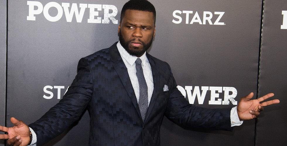 Breakit - 50 Cent skröt om sina bitcoins - erkänner att han aldrig ägt några