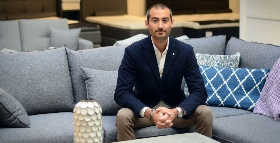 Svängig börsdebut för svenska möbelhandlaren Sleepo