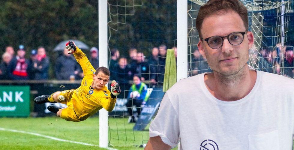 Patrik Arnesson tog blanco-lån på 400.000 för att rädda Forza Football