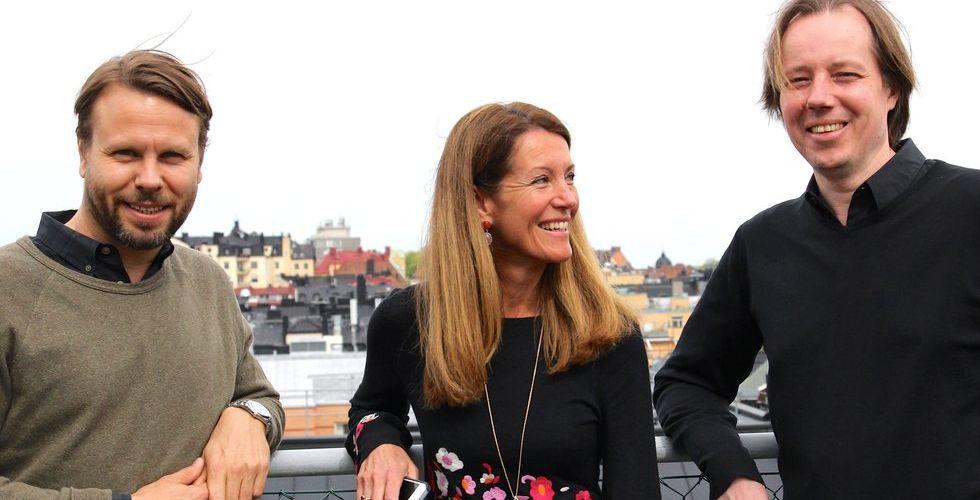 Breakit - Bonnier pumpar in pengar i svenska poddplattformen Acast