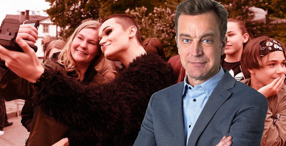 Viggo Cavling: Om fem år är Guldtuben större än Melodifestivalen