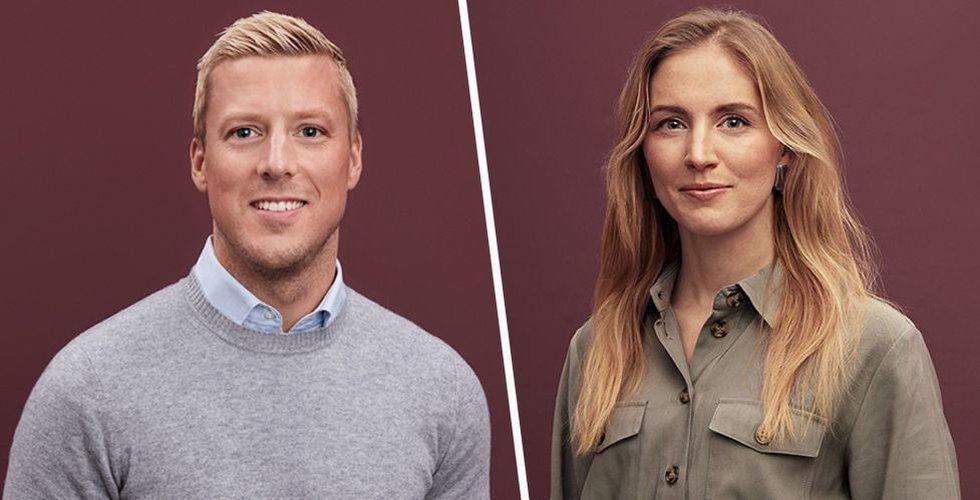 Andreas Lindblom rekryteras till Storytel, Sofie Zettergren, CFO. Foto: Press