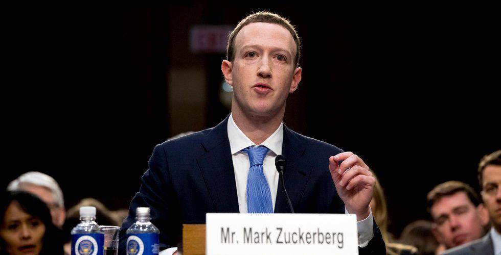 """""""Era användarvillkor suger"""" – så gick Zuckerbergs utfrågning i senaten"""