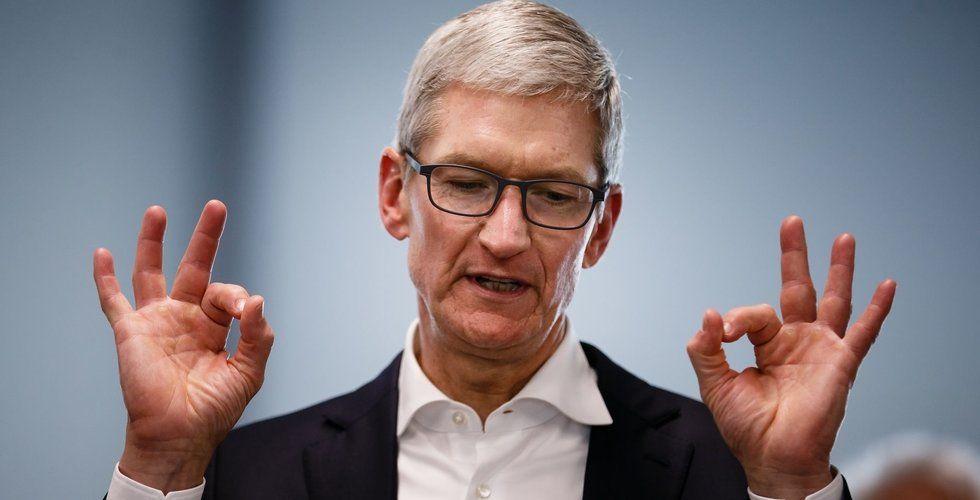 """Breakit - Apple storsatsar i USA – ska """"bidra"""" med 2 800 miljarder kronor"""