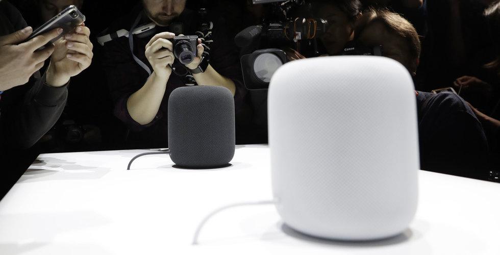 Breakit - Apples HomePod ett fiasko – än så länge
