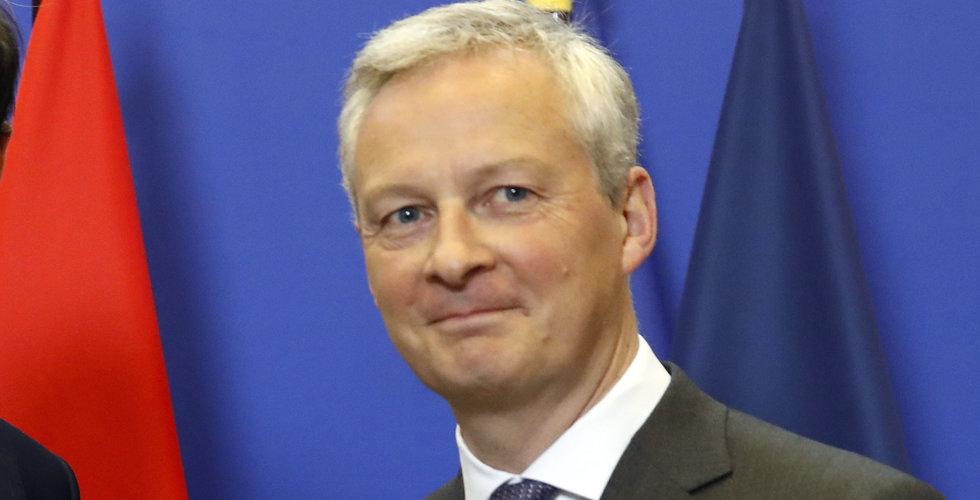 Franske ministern vill ha batterisamarbete med Sverige