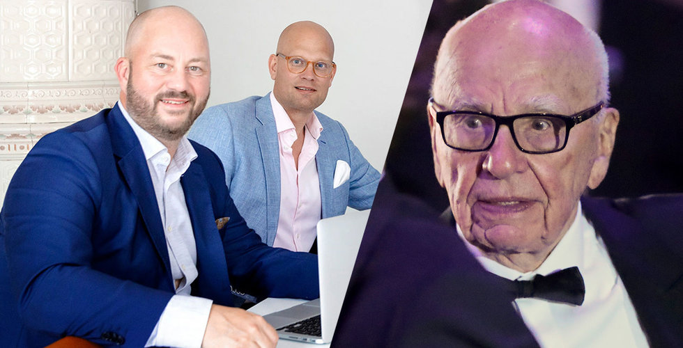 VR-bolaget Diakrit bryter med Rupert Murdochs mediebolag