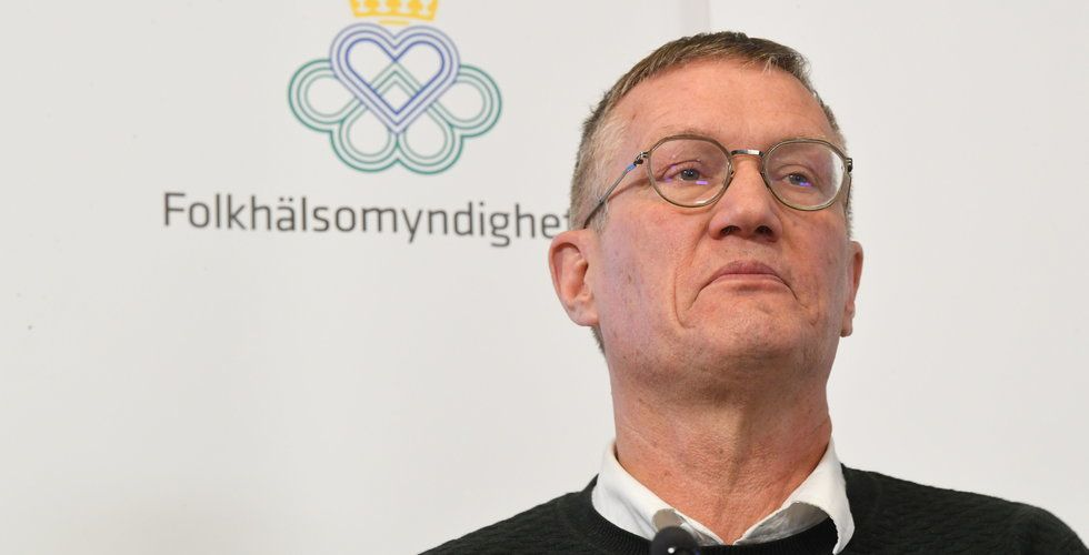 Anders Tegnell låter myndigheten bygga corona-sajt – vill se hur sjukdomen sprider sig