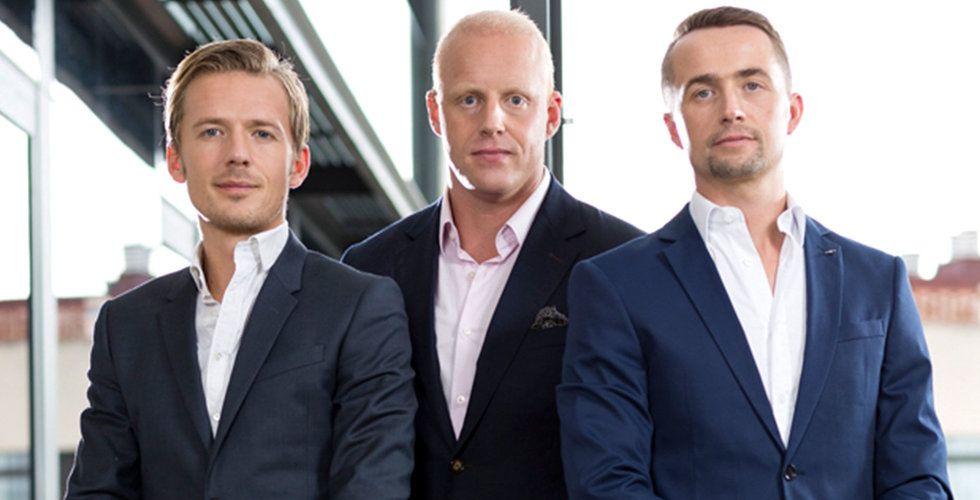 Henrik Persson Ekdahl cashade in halv miljard – nu pekas deras bolag Catena Media ut som ett nytt Fingerprint