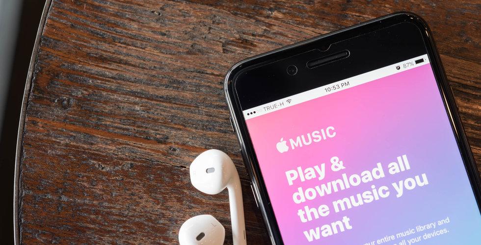Apple Music expanderar med erbjudande till företag