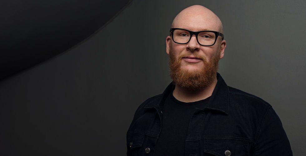 """Fredrik Heghammar: """"Stress gör mig extremt lösningsorienterad"""""""